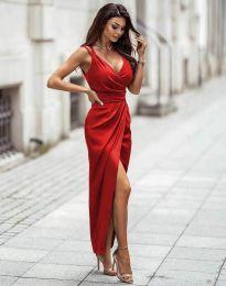 Šaty - kód 6135 - červená