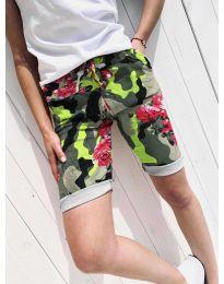 Krátké kalhoty - kód 5077-1 - vícebarevné