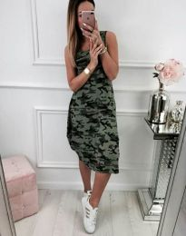 Šaty - kód 3878 - 1 - barevné