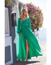 Šaty - kód 8477 - zelená
