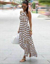 Šaty - kód 2903 - 4 - barevné