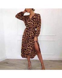 Šaty - kód 096 - vícebarevné