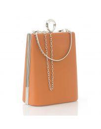 kabelka - kód 9988 - oranžová