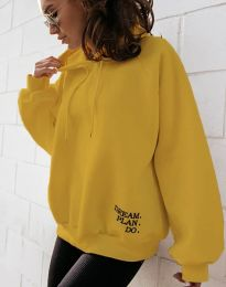 Triko - kód 4229 - žlutá