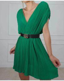 Šaty - kód 5670 - zelená