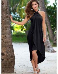 Šaty - kód 4293 - 1 - černá