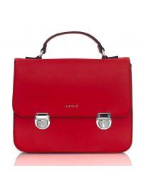 kabelka - kód LS567 - červená