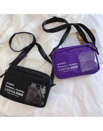 kabelka - kód B28-822 - fialová