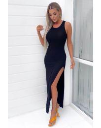 Šaty - kód 11966 - černá