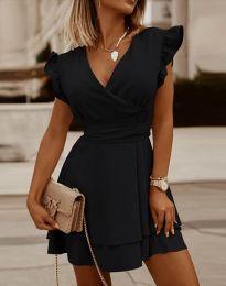 Šaty - kód 5654 - černá