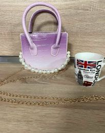 kabelka - kód B436 - tmavě fialová