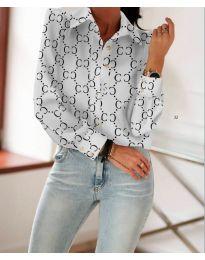 Košile - kód 653 - bíla