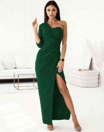 Šaty - kód 4511 - zelená