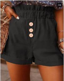 Krátké kalhoty - kód 9383 - černá