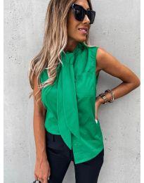 Košile - kód 5531 - zelená