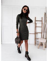 Šaty - kód 5696 - černá