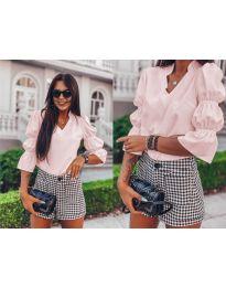 Košile - kód 913 - růžová