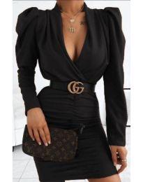 Šaty - kód 953 - černá