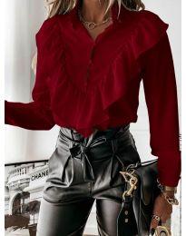 Košile - kód 9032 - bordeaux