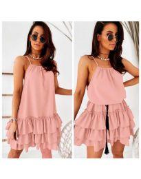 Šaty - kód 451 - růžova