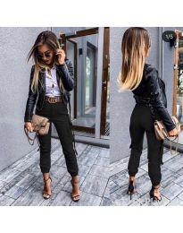 Kalhoty - kód 091 - 2 - černá