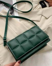 kabelka - kód B447 - olivová  zelená