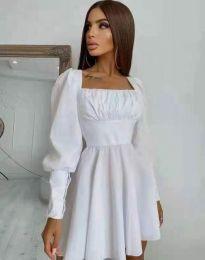 Šaty - kód 8150 - bíla