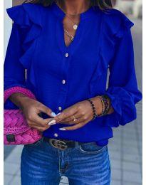 Košile - kód 8789 - modrý