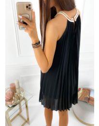 Šaty - kód 1172 - černá