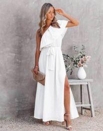 Šaty - kód 33511 - 1 - bíla