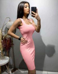 Šaty - kód 10300 - světle růžová
