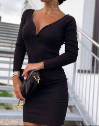 Šaty - kód 12065 - černá
