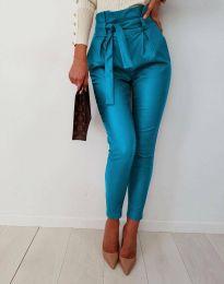 Kalhoty - kód 6194 - modrá