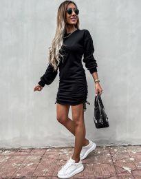 Šaty - kód 4951 - černá