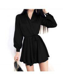 Šaty - kód 8754 - černá