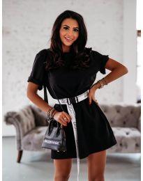 Šaty - kód 809 - černá