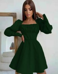 Šaty - kód 8150 - zelená