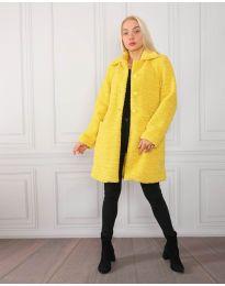 Kabát - kód 1615 - žlutá