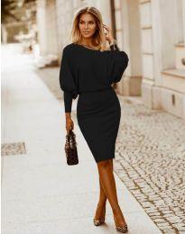 Šaty - kód 2242 - černá