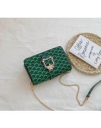 kabelka - kód B94 - zelená