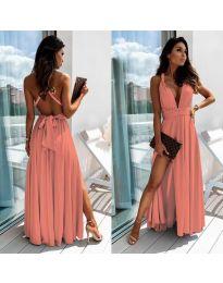 Šaty - kód 0304 - broskvová