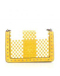 kabelka - kód 92083 - žlutá