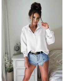 Košile - kód 9898 - bíla