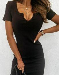 Šaty - kód 2202 - 1 - černá