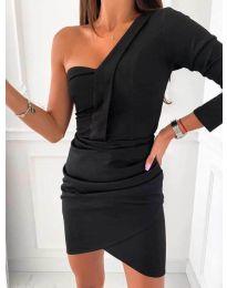 Šaty - kód 2079 - černá