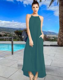 Šaty - kód 6999 - tyrkysový