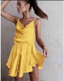 Šaty - kód 660 - žlutá