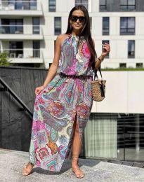 Šaty - kód 2674 - barevné