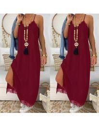 Šaty - kód 2575 - 1 - bordeaux