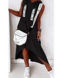 Šaty - kód 837 - černá